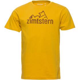 Zimtstern TSM Mountzicon - T-Shirt Homme - jaune